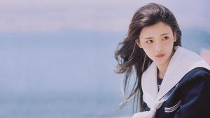 Yang Chaoyue Chinese Women Actor Face Asian 1920x1080 Wallpaper