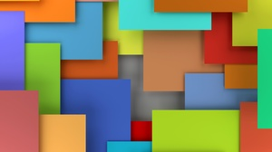 Artistic Colorful Colors Geometry Rectangle 6000x4080 Wallpaper