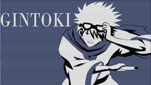 Gintoki Sakata 1920x1080 Wallpaper