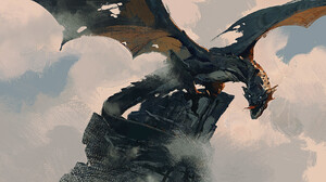Fantasy Dragon 1920x960 Wallpaper
