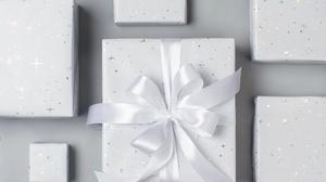 Box Christmas Gift Ribbon 2000x1412 Wallpaper
