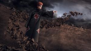 Pain Naruto 3072x1728 Wallpaper