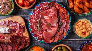 Meat Still Life 5416x3610 Wallpaper