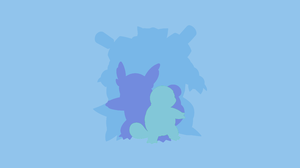 Blastoise Pokemon Squirtle Pokemon Wartortle Pokemon 3840x2160 Wallpaper