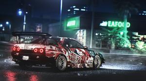 Vehicles Nissan Skyline GT R 1920x1080 Wallpaper