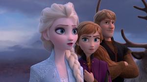 Anna Frozen Elsa Frozen Frozen 2 Kristoff Frozen 5003x2814 Wallpaper
