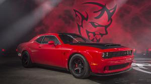 Car Dodge Dodge Challenger Dodge Challenger Srt Dodge Challenger Srt Demon Mopar Muscle Car Vehicle 1920x1080 Wallpaper