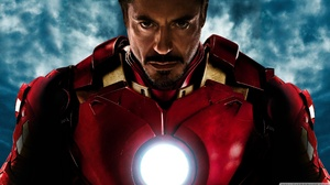 Iron Man Robert Downey Jr 2560x1440 wallpaper