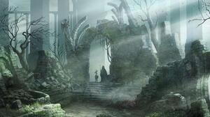 Video Game Demon 039 S Souls 2560x1600 Wallpaper