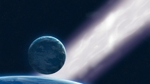 Sci Fi Planets 1680x1050 Wallpaper