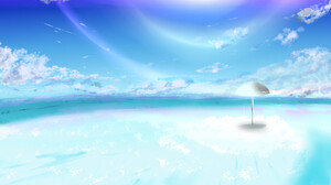 Sky Sunshine 5102x3401 Wallpaper