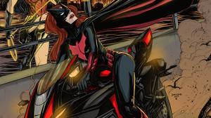 Batwoman Dc Comics 3508x1973 Wallpaper