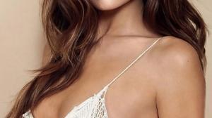 Olivia Wilde Women Actress Blue Eyes Long Hair Brunette Simple Background 959x1500 Wallpaper