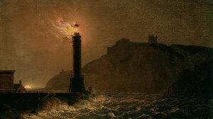 Lighthouse 2500x1765 Wallpaper