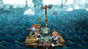 Video Game Trash Sailors 1920x1080 Wallpaper