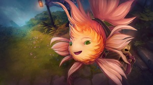 Coral The Furryfish Dota 2 Fish 1920x1080 wallpaper