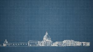 Venice Sketch Italy 1920x1080 Wallpaper