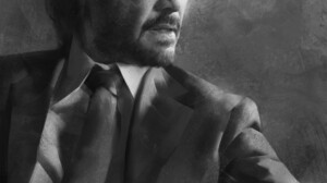 Tim Liu Digital Painting Digital Art Portrait Display Fan Art Looking At The Side Keanu Reeves ArtSt 1920x2652 wallpaper