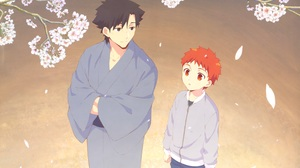 Kiritsugu Emiya Shirou Emiya 5256x3712 Wallpaper