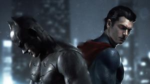 Batman Batman V Superman Dawn Of Justice Dc Comics Superman 3472x1953 wallpaper