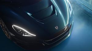 Rimac Automobili Rimac Nevera Hypercar Electric Car 3840x2560 wallpaper