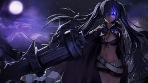 Anime Black Rock Shooter 1680x1050 wallpaper