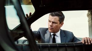 Actor American Matt Damon Suit 3000x2000 Wallpaper