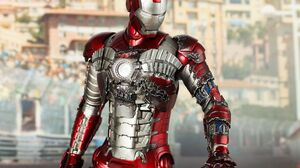 Armor Iron Man Iron Man 2 Marvel Comics Movie Tony Stark 1920x1280 Wallpaper