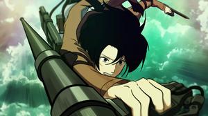Mikasa Ackerman 1920x1080 wallpaper