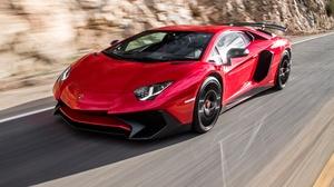 Car Lamborghini Lamborghini Aventador Red Car Sport Car Supercar Vehicle 2048x1360 Wallpaper