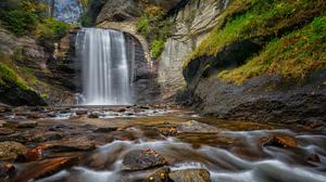 Earth Waterfall 2048x1367 wallpaper