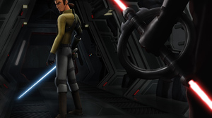 Kanan Jarrus Grand Inquisitor Star Wars 2500x1667 Wallpaper