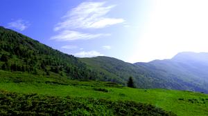 Alps Austria Earth Grass Green Mountain Nature 4288x3216 Wallpaper
