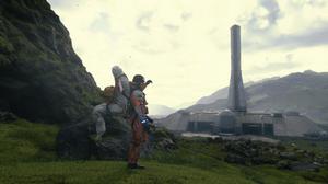 Death Stranding Kojima Productions Playstation 5 Video Game Art 3840x2160 Wallpaper