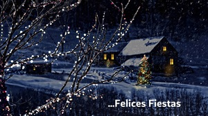 Christmas Tree Happy Holidays 2560x1706 Wallpaper