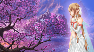 Asuna Yuuki Sword Art Online 1920x1080 Wallpaper