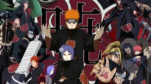Itachi Uchiha Sasuke Uchiha Pain Naruto Obito Uchiha Deidara Naruto Sasori Naruto Konan Naruto Hidan 1400x1000 Wallpaper