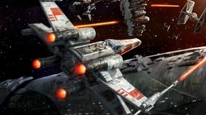 Star Wars X Wing 1600x1200 Wallpaper
