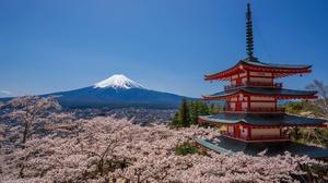 Earth Mount Fuji 2048x1366 wallpaper