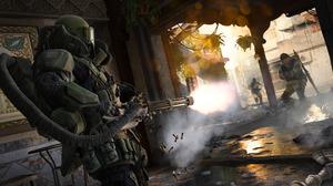 Call Of Duty Modern Warfare 3840x2160 Wallpaper