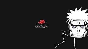 Pain Naruto Akatsuki Naruto 1920x1080 Wallpaper