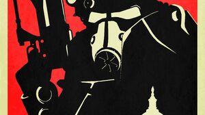 Fallout Power Armor Fallout 5400x4339 wallpaper