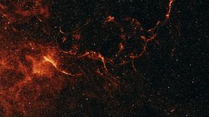 Nebula Stars 3000x1788 wallpaper