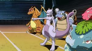 Blastoise Pokemon Charizard Pokemon Mewtwo Pokemon Pokemon The First Movie Venusaur Pokemon 1920x1080 Wallpaper