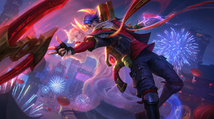 League Of Legends ADC Adcarry Riot Games Aphelios League Of Legends 4 K 7680x4320 Wallpaper