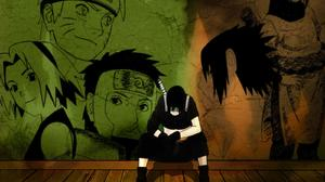 Naruto Uzumaki Sakura Haruno Yamato Naruto Sasuke Uchiha Orochimaru Naruto Sai Naruto 1600x1200 Wallpaper