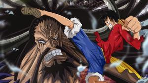 Kaido One Piece Monkey D Luffy 2852x1536 Wallpaper