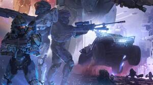 Halo 5 Guardians 1920x1080 wallpaper