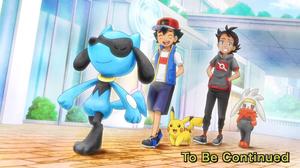 Ash Ketchum Boy Cap Go Pokemon Pikachu Pokemon Raboot Pokemon Riolu Pokemon Smile 1920x1080 Wallpaper