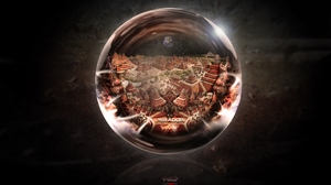 FWA Pyramid Earth 1920x1200 Wallpaper